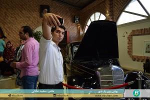 از موزه خودرو های کلاسیک تبریز 3